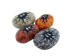 painting rock u0026 stone animals nativity sets u0026 more hand painted