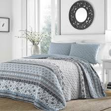 cottage bexley quilt set
