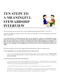 stewardship interviews by randy f rubio issuu