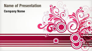 templates powerpoint abstract girly powerpoint templates powerpoint presentation templates