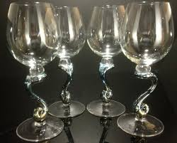 Unusual Wine Glasses by Gift Ideas Drink Bar 1020 Glass Art