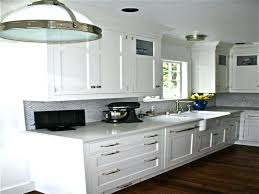 Black Kitchen Cabinet Hardware Black Shaker Cabinet White Cabinet With Black Hardware White