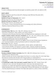 Actuary Resume Template Actuarial Resume Of Nicholas Varlamos