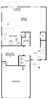 new home floor plans plan 2239 modeled new home floor plan in the reserve at southton