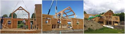 Hybrid Timber Frame Floor Plans A Touch Of Timber Frame Hybrid Timber Frame Construction