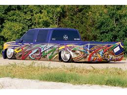 custom truck paint jobs great graphic ideas sport truck magazine