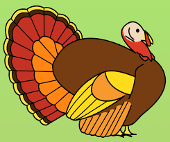 thanksgiving turkey color turkey to color clipart china cps