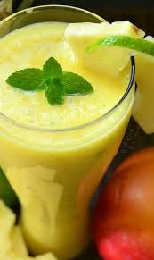 mango mojito recipe pineapple tropical smoothie the 36th avenue