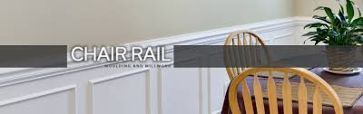 chair rails moulding u0026 millwork