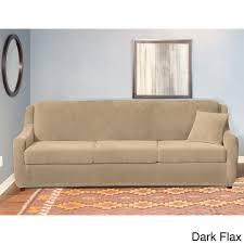 Slipcovers For Couches With 3 Cushions Slipcover For Sofa With Three Cushions Centerfieldbar Com