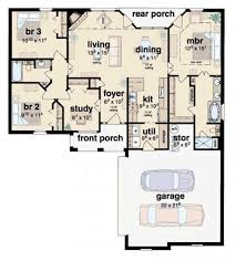 3 bedroom 2 bath house 654180 3 bedroom 2 bath house plan house plans floor