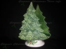 fashioned christmas tree ceramic christmas tree napkin holders ceramic christmas decorations