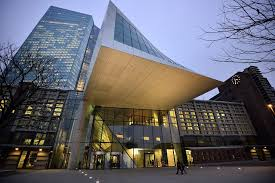 bce sede centrale la centrale europea