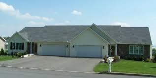 duplex homes duplex ranch style homes in selinsgrove pennsylvania