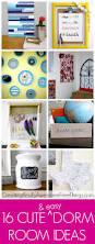 16 cute dorm room ideas c r a f t