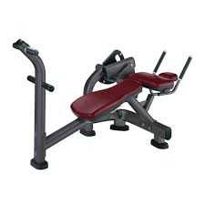 signature series ab crunch bench life fitness strength training