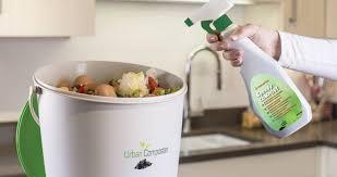 composteur de cuisine graf composteur de cuisine design compost 15 litres vert