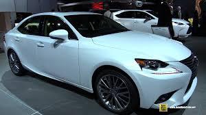 lexus is rwd 2015 lexus is250 awd exterior and interior walkaround 2015 new