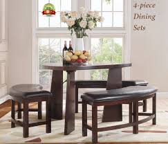 Triangle Dining Table Triangle Dining Table With Bench Kit4en Com