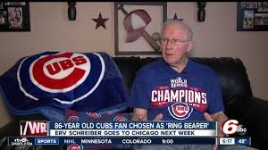 86 year old indy man to be cubs