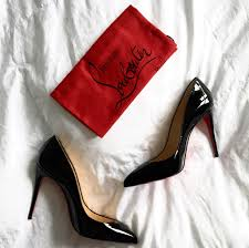 my first pair of christian louboutin heels fashion food fotos