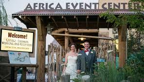 columbus zoo wedding chelsea andrew columbus zoo and aquarium of africa