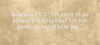 7 bible verses neighbors