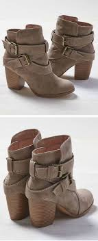 s boots with buckles best 25 buckle ankle boots ideas on chunky heel boots
