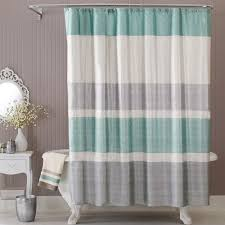Colored Shower Curtain Magnificent Teal Colored Shower Curtains And Shower Curtains