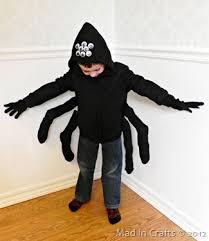 Radioactive Halloween Costume Minute Spider Costume Halloween Snack