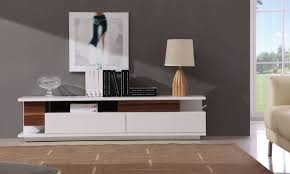 Tv Cabinet Designs Catalogue 2016 Maguire White Modern Tv Stand Nova Domus Max Modern Tv Stand In