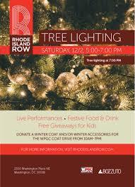 carolina kitchen rhode island row celebrate the season at the rhode island row tree lighting rhode