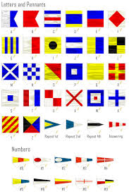 Flag Hoist Signaling Americanadmiraltybooks2 Coast Guard Occupational Credentialing
