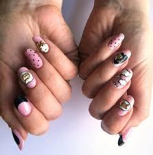 hex nail jewelry shakeshakee