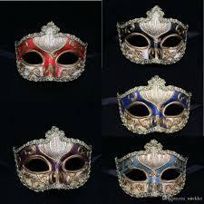 mens venetian masks cool masquerade mask men women pvc venetian masks for party