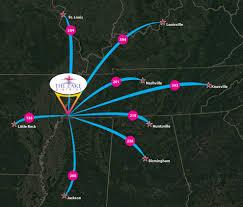 macro aerial maps the lake district