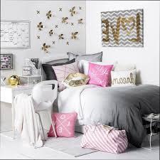 decoration chambre ado fille chambre ado et gris cgrio