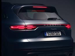 Porsche Cayenne Quality - 2018 porsche cayenne surfaces early with an evolutionary design