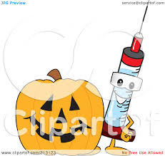 halloween martini clipart royalty free rf clipart illustration of a medical syringe mascot