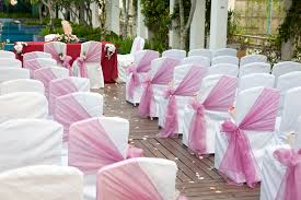 wedding ideas outdoor wedding aisle chair decorations the