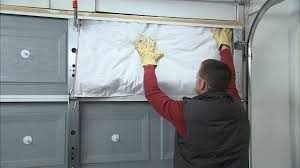 Replacing A Garage Door by James Dulley Think About Insulating Garage Doors Instead Of