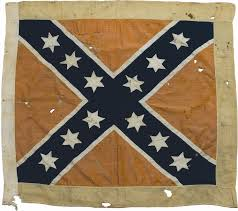 Civil War Rebel Flag Historic Valuable Civil War Flags Artifacts In Auction Dec 1 U0026 2