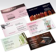 designs mary kay business card sayings with printable mary kay