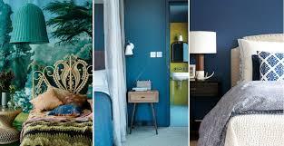 la chambre bleu chambre bleu canard avec quelle couleur accords classe et idées