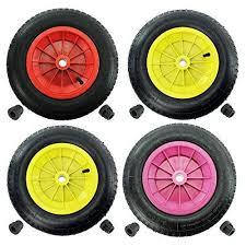 chambre à air brouette first4spares roue pour brouette diable kart remorque avec chambre à