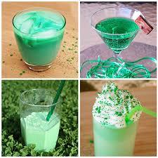 St Patrick U0027s Day Cocktail Drink Roundup