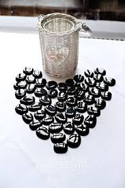 wedding wishing stones the 21 best images about wedding wishes and guestbook on