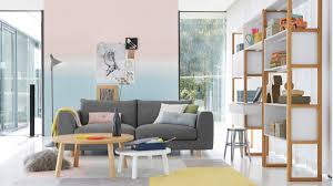 bureau dans salon bescheiden salon chambre haus design