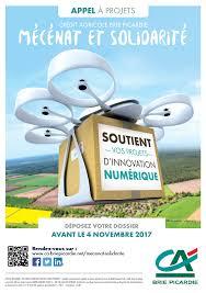 credit agricole brie picardie siege le crédit agricole brie picardie encourage l innovation numérique