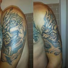 hank u2014 black water tattoo design